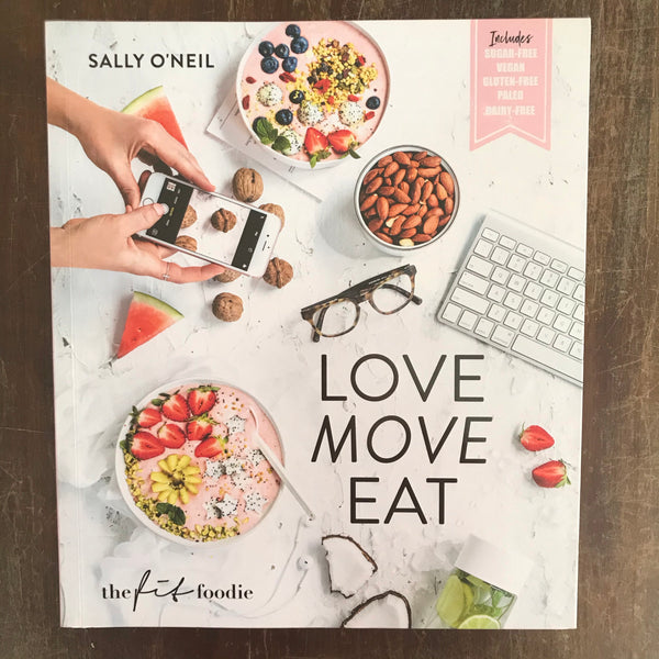 O'Neil, Sally - Love Move Eat (Paperback)