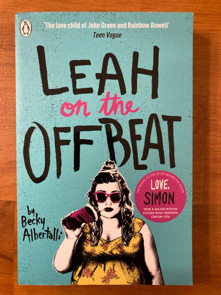 Albertalli, Becky - Leah on the Off Beat (Paperback)