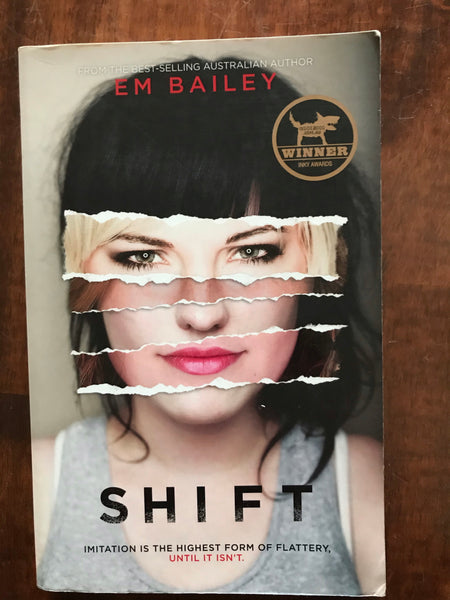 Bailey, Em - Shift (Paperback)