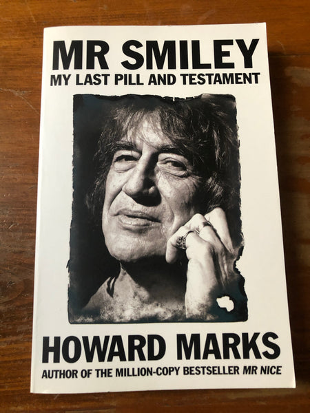 Marks, Howard - Mr Smiley (Trade Paperback)
