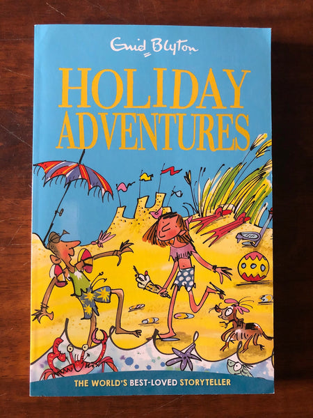 Blyton, Enid - Classic Collection - Holiday Adventures (Paperback)
