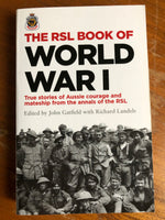 Gatfield, John - RSL Book of World War I (Paperback)