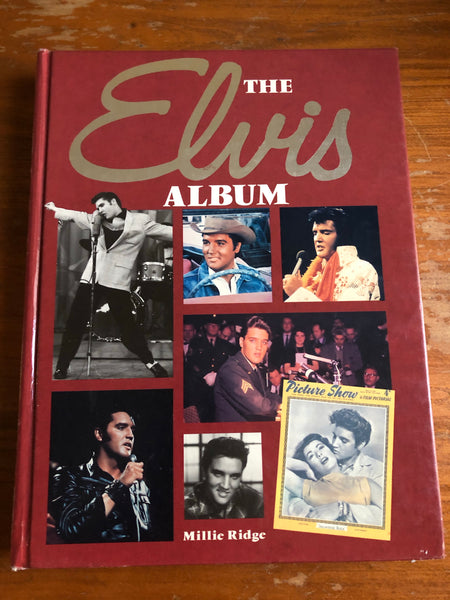 Ridge, Millie - Elvis Album (Hardcover)