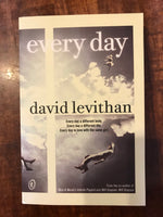 Levithan, David - Every Day (Paperback)