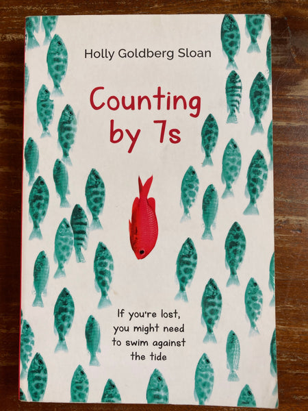 Sloan, Holly Goldberg - Counting by 7s (Paperback)