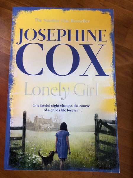Cox, Josephine - Lonely Girl (Trade Paperback)