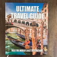 Herron and Murray - Ultimate Travel Guide (Hardcover)