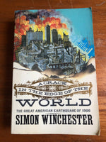 Winchester, Simon - Crack in the Edge of the World (Paperback)