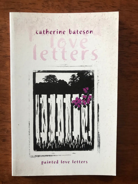 Bateson, Catherine - Love Letters (Paperback)