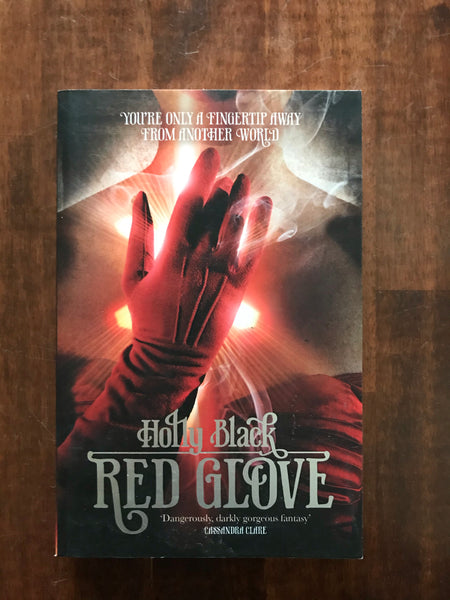 Black, Holly - Red Glove (Paperback)