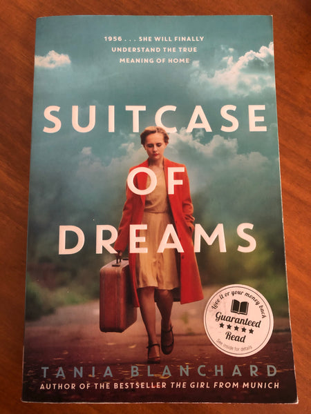 Blanchard, Tania - Suitcase of Dreams (Trade Paperback)