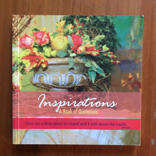 Book of Quotations - Inspirations (Paperback)