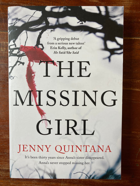 Quintana, Jenny - Missing Girl (Trade Paperback)