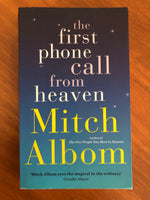 Albom, Mitch - First Phone Call From Heaven (Paperback)