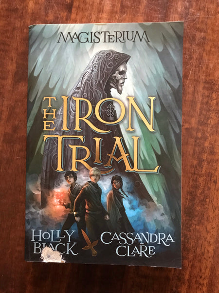 Black, Holly - Iron Trial (Trade Paperback)