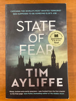 Ayliffe, Tim - State of Fear (Trade Paperback)