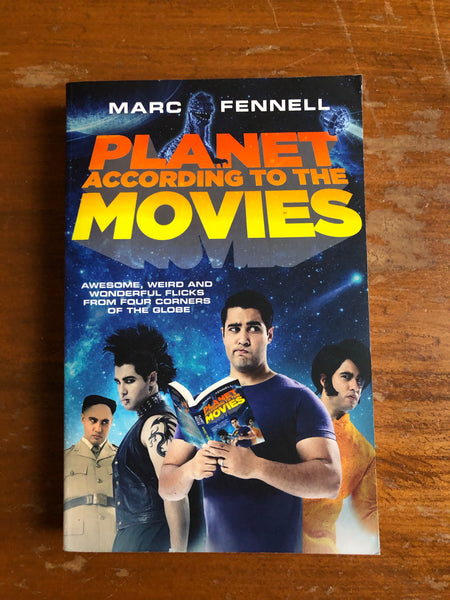 Fennell, Marc - Planet According to the Movies (Paperback)