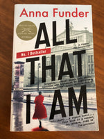 Funder, Anna - All That I Am (Paperback)