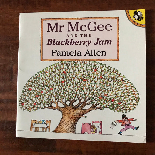Allen, Pamela - Mr McGee and the Blackberry Jam (Paperback)