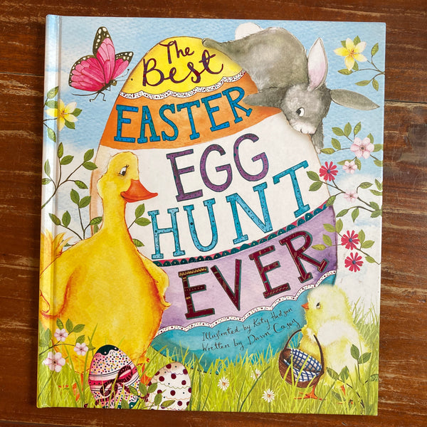 Casey, Dawn - Best Easter Egg Hunt Ever (Hardcover)