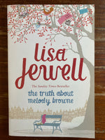 Jewell, Lisa - Truth About Melody Browne (Trade Paperback)