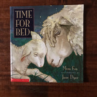 Fox, Mem - Time for Bed (Paperback)