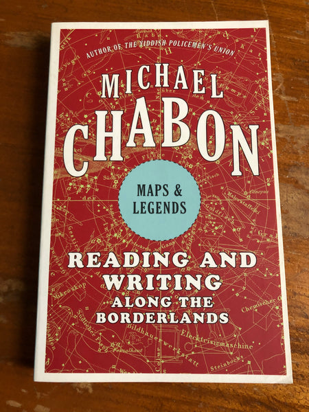 Chabon, Michael - Maps & Legends (Paperback)