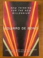De Bono, Edward - New Thinking for the New Millennium (Trade Paperback)
