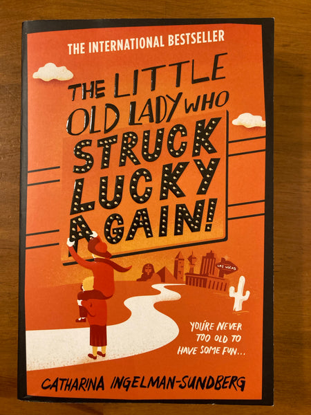 Ingelman-Sundberg, Catharina - Little Old Lady Who Struck Lucky Again (Paperback)