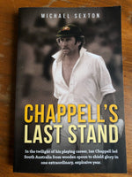 Sexton, Michael - Chappell's Last Stand (Trade Paperback)