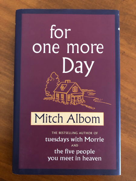 Albom, Mitch - For One More Day (Hardcover)