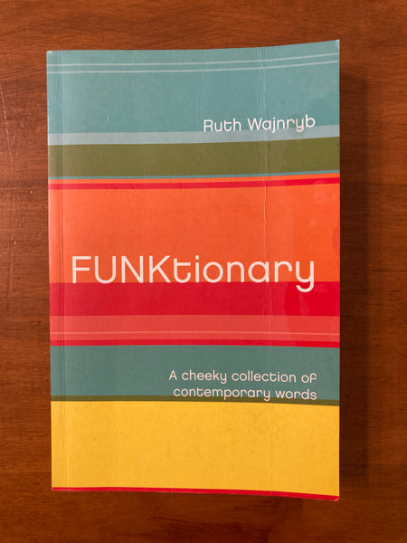 Wajnryb, Ruth - Funktionary (Paperback)