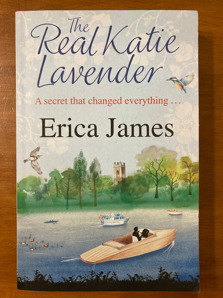 James, Erica - Real Katie Lavender (Trade Paperback)