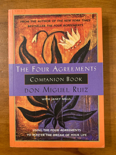 Ruiz, Don Miguel - Four Agreements Companion Book (Paperback)