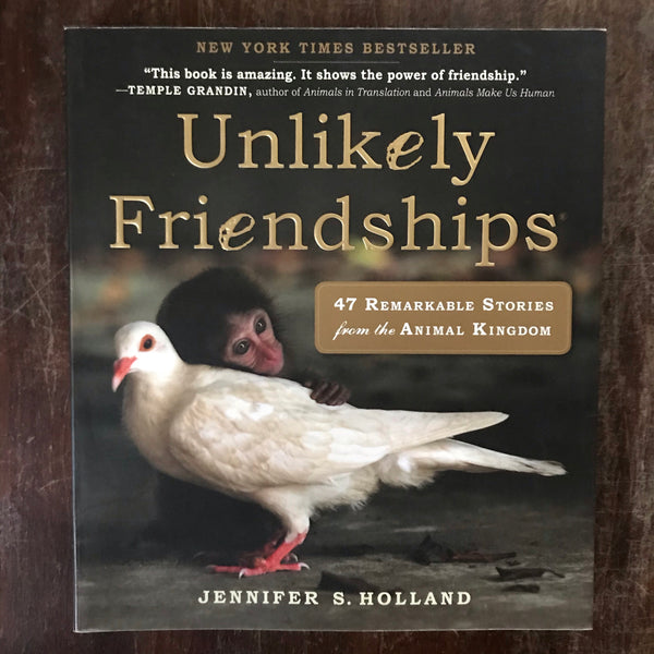 Holland, Jennifer - Unlikely Friendships (Paperback)
