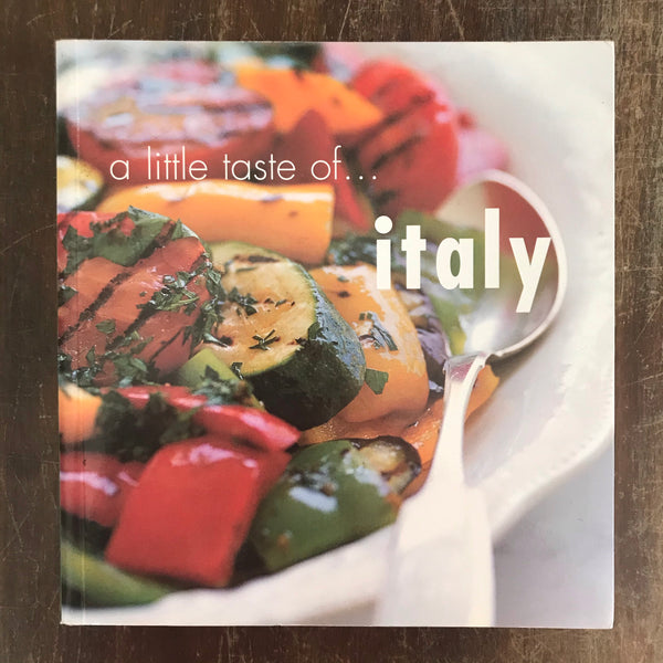 Murdoch Books - Little Taste of Italy (Paperback)