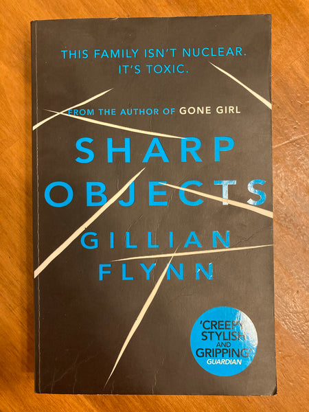 Flynn, Gillian - Sharp Objects (Paperback)