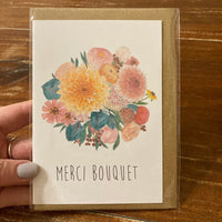 The Curious Cactus - Merci Bouquet