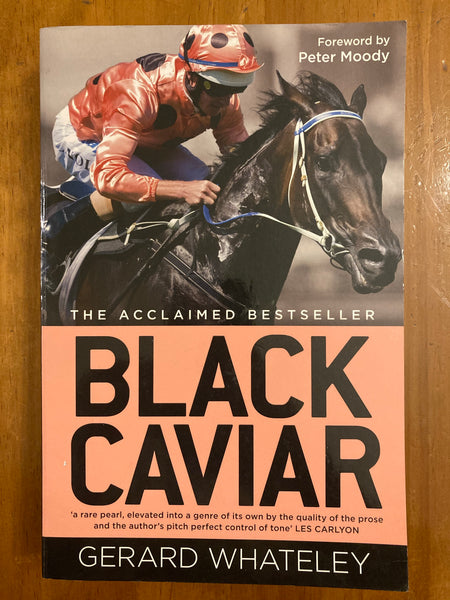 Whateley, Gerard - Black Caviar (Trade Paperback)