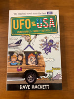Hackett, Dave - UFO in the USA (Paperback)