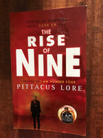 Lore, Pittacus - Rise of Nine (Paperback)