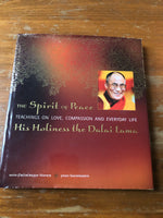 Dalai Lama - Spirit of Peace (Hardcover)
