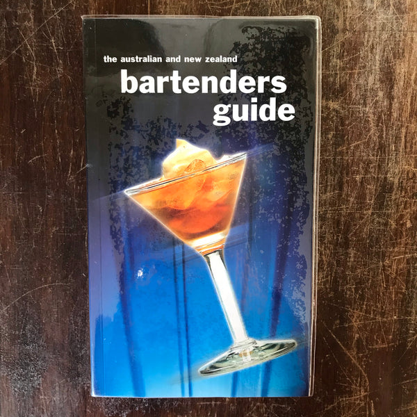 Australian and New Zealand - Bartenders Guide (Paperback)