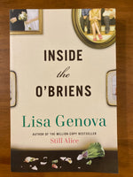 Genova, Lisa - Inside the O'Briens (Trade Paperback)