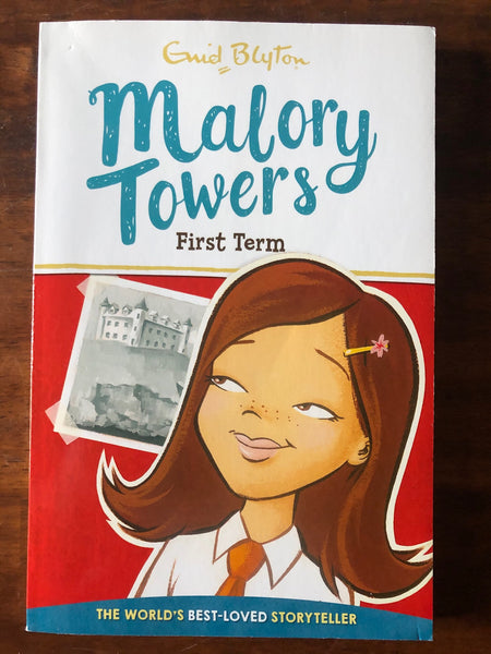 Blyton, Enid - Classic Collection - Malory Towers First Term (Paperback)