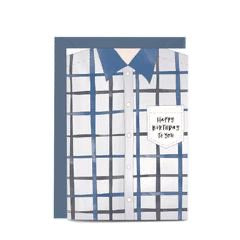 In the Daylight Greeting Card - Birthday Shirt
