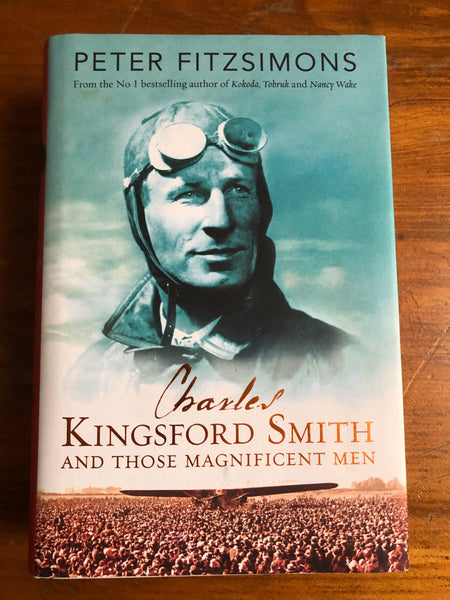 Fitzsimons, Peter - Charles Kingsford Smith (Hardcover)