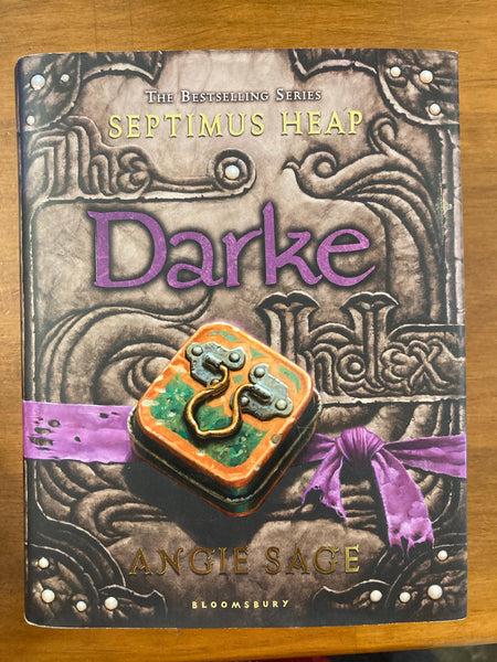 Sage, Angie - Septimus Heap 06 Darke (Hardcover)
