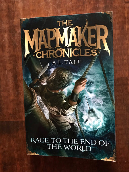 Tait, AL - Mapmaker Chronicles Race to the End of the World (Paperback)