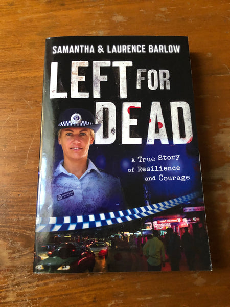 Barlow, Samantha and Laurence - Left for Dead (Trade Paperback)